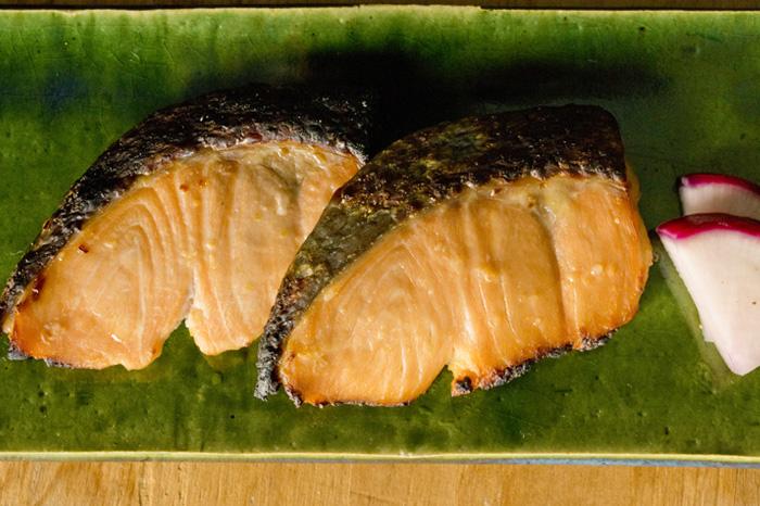 鮭の味噌漬け(2切入り)